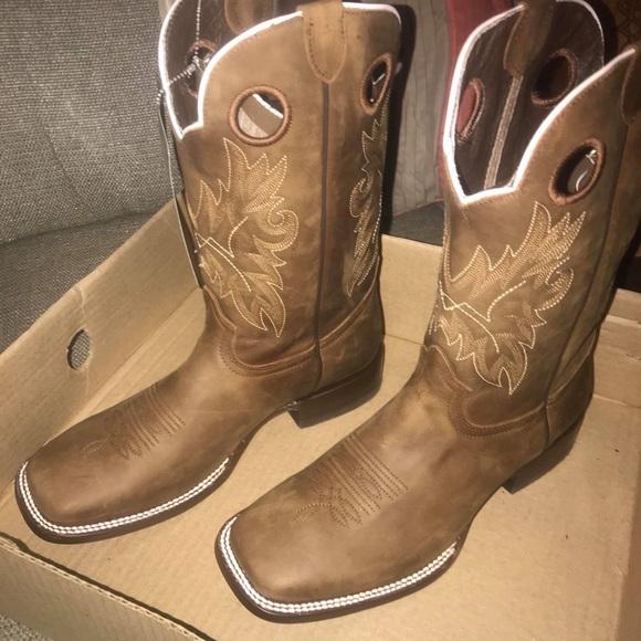 593a3dbf393 10.5 Reywelt Cowboy boots NWT